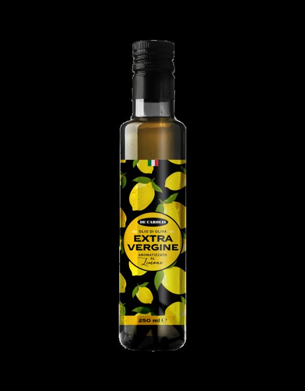 Olio EVO Aromatizzato al Limone